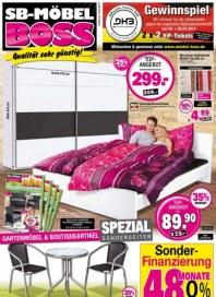 SB Möbel Boss Aktuelle Angebote März 2014 KW11