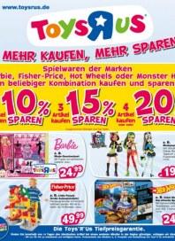 Toys'R'us Mehr kaufen, mehr sparen März 2014 KW11
