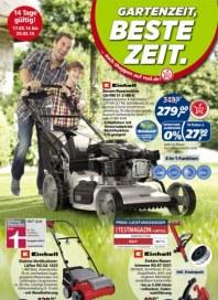 real,- Gartenzeit, beste Zeit März 2014 KW12