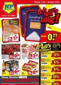 NP-Discount Aktueller Wochenflyer März 2014 KW12 2
