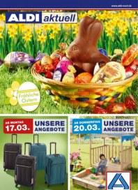Aldi Nord Aldi Aktuell - Angebote ab Montag, 17.03 März 2014 KW12