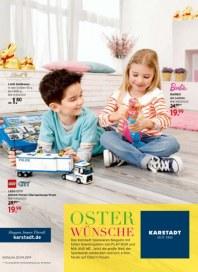KARSTADT Spiel - Osterwünsche März 2014 KW11