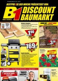 B1 Discount Baumarkt Aktuelle Angebote März 2014 KW11 2
