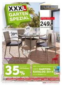 XXXL Möbelhäuser Garten Spezial März 2014 KW12