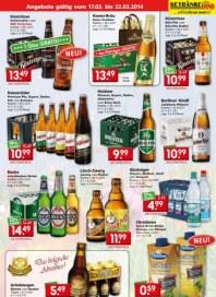 Getränkeland Getränkeland – erfrischend anders März 2014 KW12 2