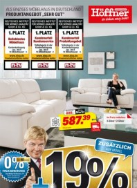 Höffner Höffner ... Wo Wohnen wenig kostet März 2014 KW12 2
