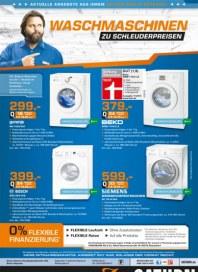 Saturn Waschmaschinen zu Schleuderpreisen März 2014 KW12 2
