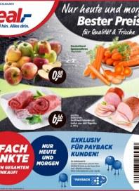 real,- Bester Preis für Qualität & Frische März 2014 KW12 2