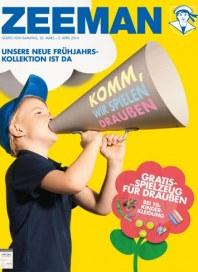 Zeeman Komm, wir spielen draußen März 2014 KW12