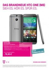 Telekom Shop Das brandneue HTC One März 2014 KW13