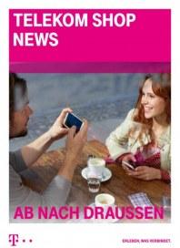 Telekom Shop Telekom Shop News - Ab nach draußen März 2014 KW13