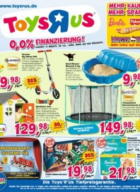 Toys'R'us Die ToysRus Tiefpreisgarantie März 2014 KW13
