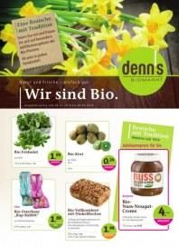 Denn's Biomarkt Aktuelle Angebote März 2014 KW13 1