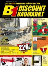 B1 Discount Baumarkt Aktuelle Angebote März 2014 KW13 3