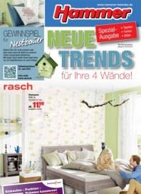 Hammer Neue Trends für Ihre 4 Wände April 2014 KW14 1