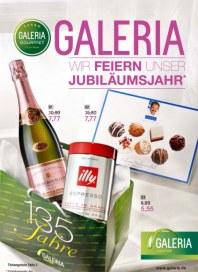 Galeria Kaufhof Wir feiern unser Jubiläumsjahr April 2014 KW14
