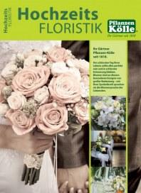 Pflanzen Kölle Hochzeitsfloristik April 2014 KW14