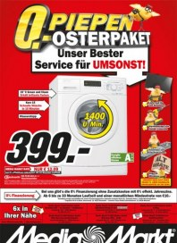 MediaMarkt 0.- Piepen Osterpaket April 2014 KW14 9