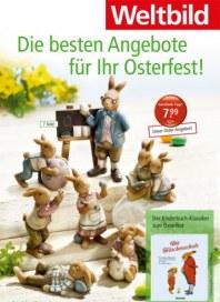 Weltbild Die besten Angebote für Ihr Osterfest April 2014 KW14