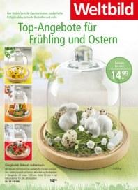 Weltbild Top-Angebote für Frühling und Ostern April 2014 KW14