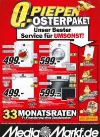 MediaMarkt 0.- Piepen Osterpaket April 2014 KW14