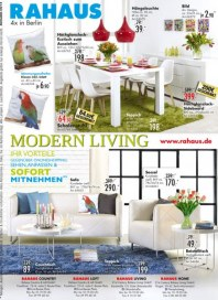Rahaus Modern Living April 2014 KW14