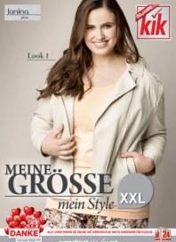 Kik Meine Größe - Mein Style XXL April 2014 KW15