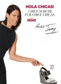 Reno Chice Schuhe für Chice Chicas April 2014 KW15
