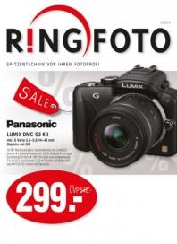 Ringfoto Spitzentechnik von Ihrem Fotoprofi April 2014 KW15