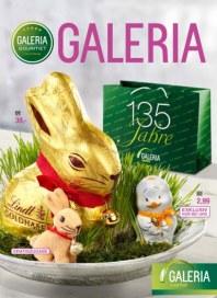 Galeria Kaufhof Lebensmittel April 2014 KW15