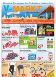 V-Markt Aktuelle Wochenangebote April 2014 KW15 2
