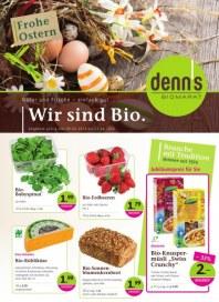 Denn's Biomarkt Aktuelle Angebote April 2014 KW15