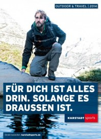 KARSTADT Karstadt sports - Outdoor Fs2014 April 2014 KW15