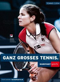 KARSTADT Karstadt sports - Tennis 2014 April 2014 KW15