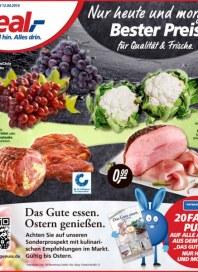 real,- Bester Preis für Qualität & Frische April 2014 KW15