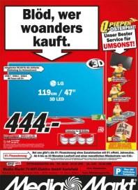 MediaMarkt Blöd, wer woanders kauft April 2014 KW15