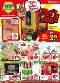 NP-Discount Aktueller Wochenflyer April 2014 KW16 1