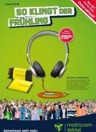 mobilcom-debitel So klingt der Frühling April 2014 KW16 1