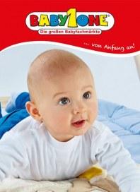 BabyOne Unsere Erstausstattungs-Angebote April 2014 KW16