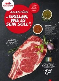 """real,- Alles fürs """"Grillen, wie es sein soll"""" April 2014 KW17"""