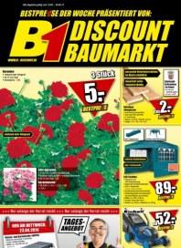 B1 Discount Baumarkt Aktuelle Angebote April 2014 KW16 1