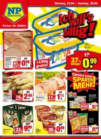 NP-Discount Aktueller Wochenflyer April 2014 KW17 2