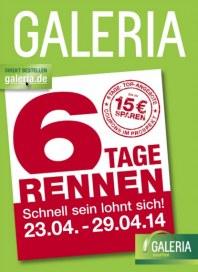 Galeria Kaufhof 6 Tage Rennen April 2014 KW17