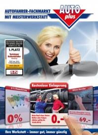 auto plus Ihre Werkstatt – immer gut, immer günstig April 2014 KW16