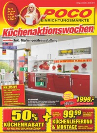 POCO Küchenaktionswochen April 2014 KW17