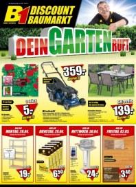 B1 Discount Baumarkt Aktuelle Angebote April 2014 KW17 2