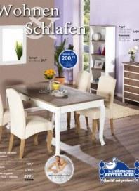 Dänisches Bettenlager Wohnen & Schlafen April 2014 KW18