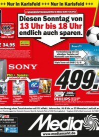 MediaMarkt Diesen Sonntag endlich auch sparen April 2014 KW18