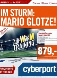 Cyberport Im Sturm: Mario Glotze April 2014 KW18