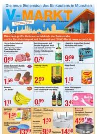 V-Markt Aktuelle Wochenangebote Mai 2014 KW18